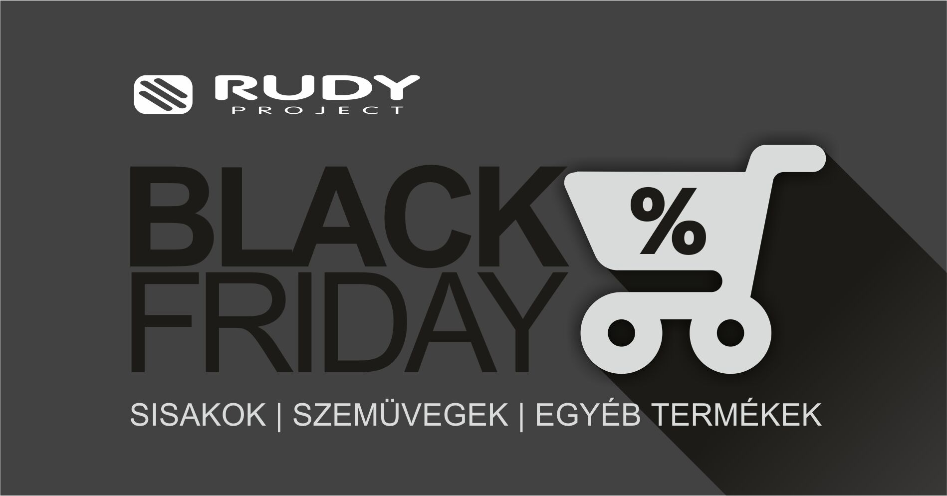 235f7ae76d5d BLACK FRIDAY - RUDY PROJECT 2019
